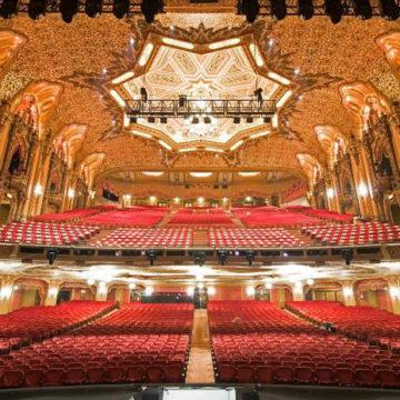 Interior of the Ohio Theater