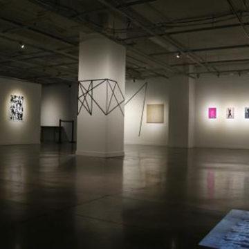 Interior of the OSU Urban Arts Space