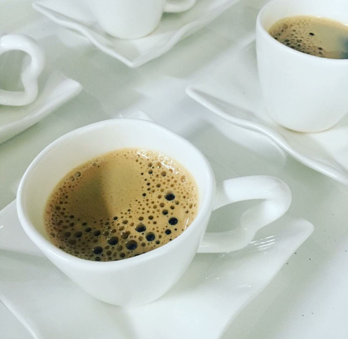 Tasty espresso
