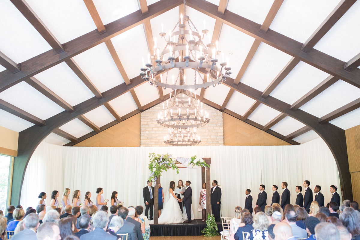 A picture of a Cameron Mitchell Wedding event.