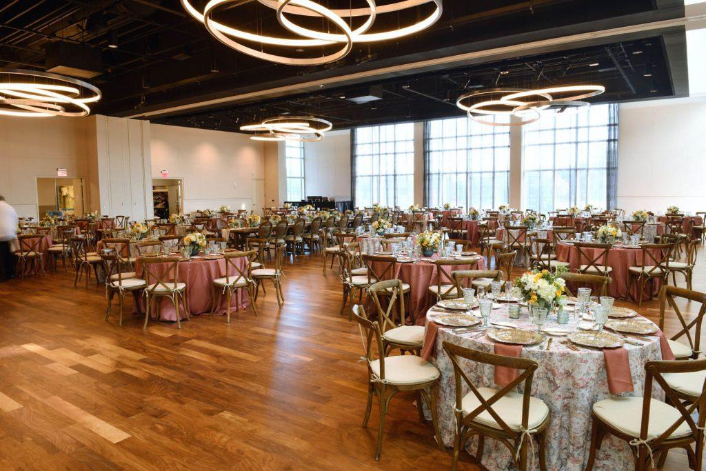 The Exchange ballroom