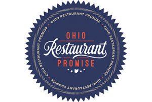 Ohio Restaurant Promise logo